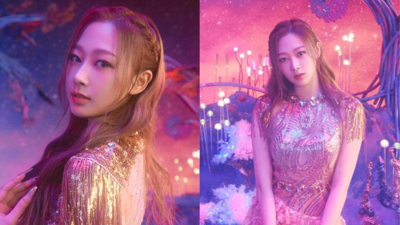 SM娛樂新女團「aespa」第四位成員GISELLE:日韓混血、2000年出生
