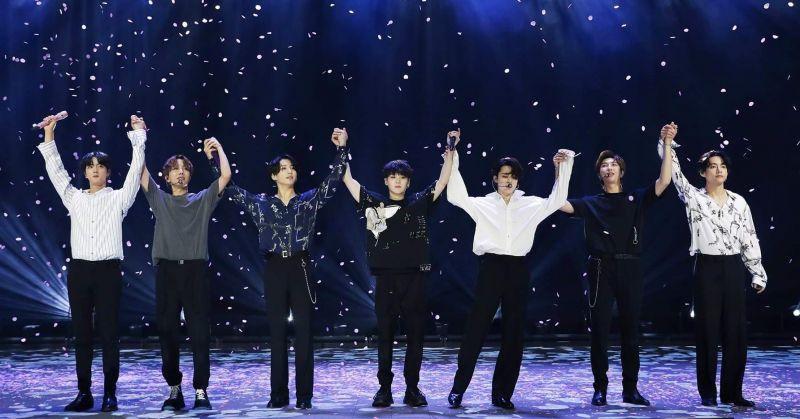 BTS防弹少年团《BANG BANG Con The Live》观众规模惊人 再创世界纪录!