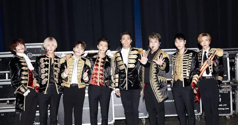 亚洲歌手史上第一次 Super Junior 前进沙乌地阿拉伯开唱!