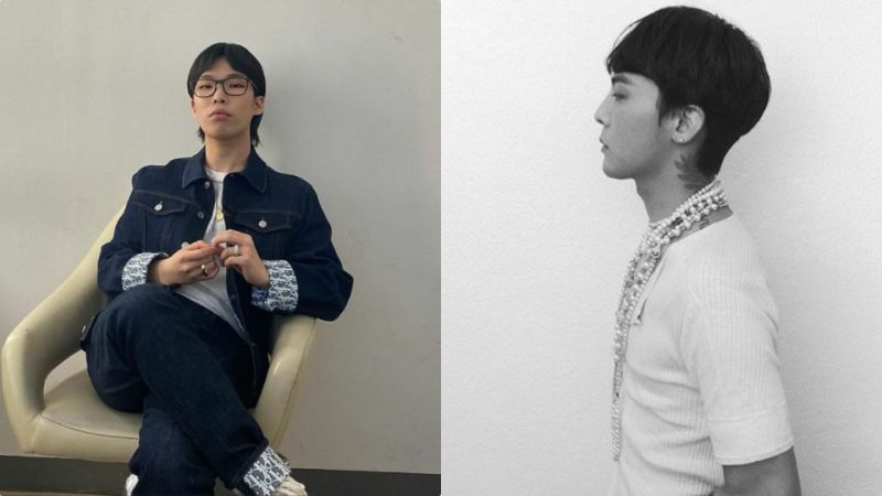 【K社韩文小百科】得了「GD病」的乐童音乐家李灿赫被全韩网吐槽!网民:妹妹,阻止一下你哥哥吧XD
