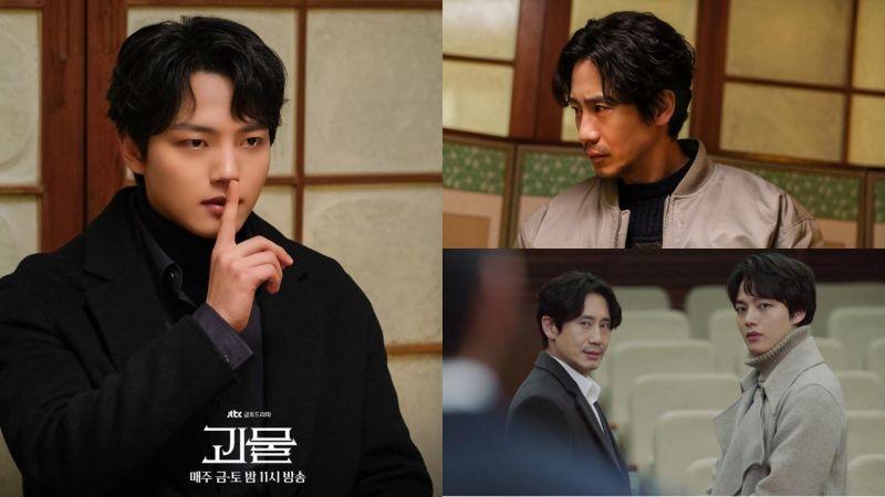 最近被韩网封为全方位完美的电视剧《怪物》即将在本周末完结!