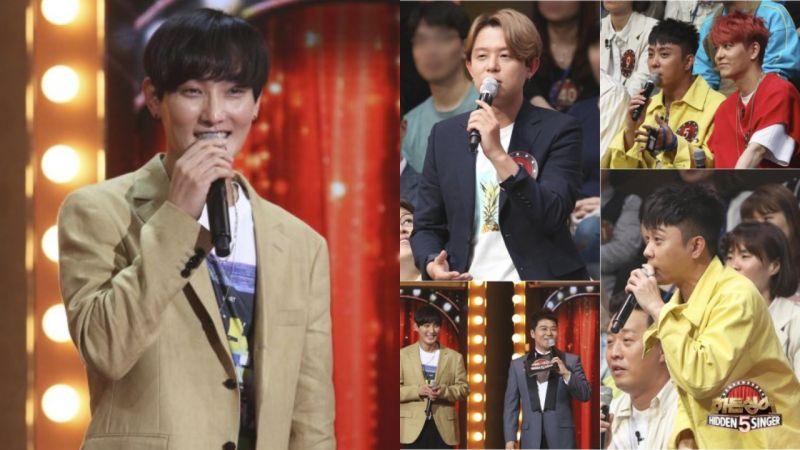 元祖偶像齊聚《Hidden Singer》第五季 Kang Ta、Tony An、姜成勳和殷志源全都來了!