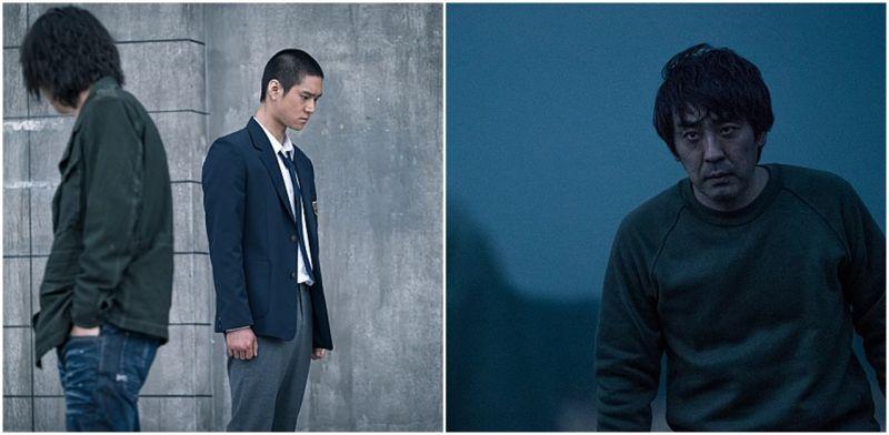 电影《七年之夜》柳承龙高庚杓   久别重逢的父子情