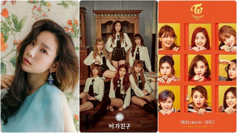 本週由女性主宰 《Show! 音樂中心》Hot3 太妍、GFriend、TWICE!