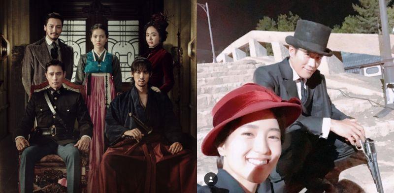 还在穿韩服到宫殿拍照吗?现在韩国流行《阳光先生》的「朝鲜时代京城风」了!