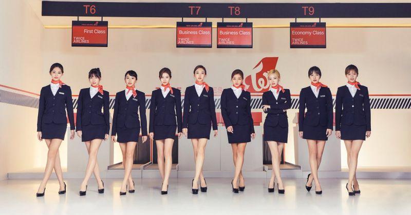 TWICE 再度獲日本白金唱片認證 新作品〈TWICE Airlines〉即將發行!