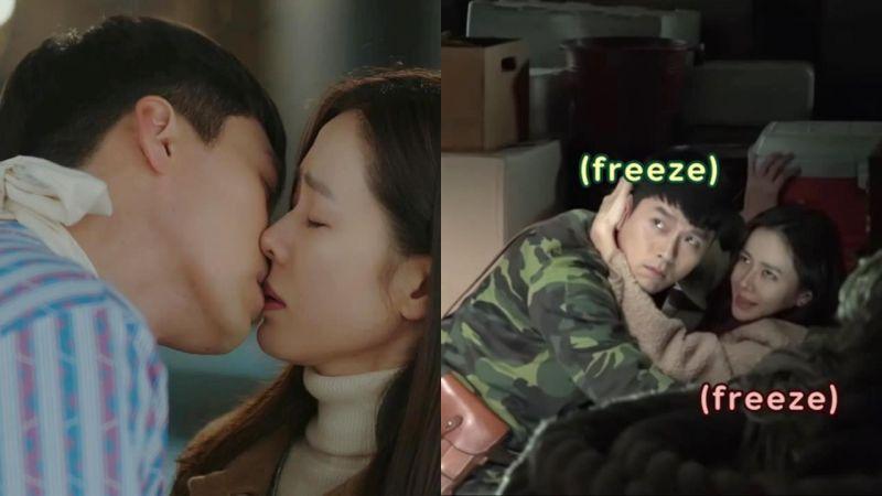 炫彬♥孫藝真承認戀愛後,必回顧《愛的迫降》醫院&偷渡船KISS花絮!