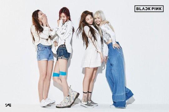 YG新女團BLACK PINK確定將於8/8出道 強勢出輯!