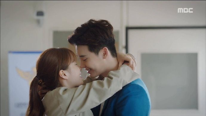 MBC水木劇《W》第七集甜度破表 收視率再創新高