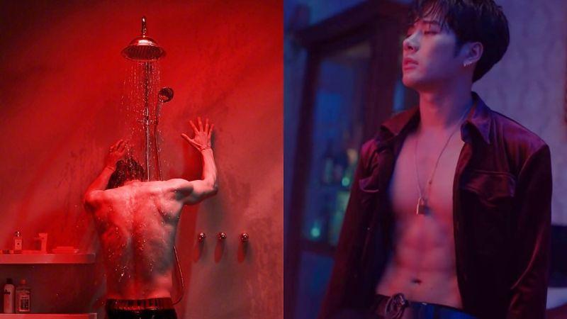 Jackson公開最新中文單曲《OKAY》MV 性感樣貌「肌情四射」展現好身材~!