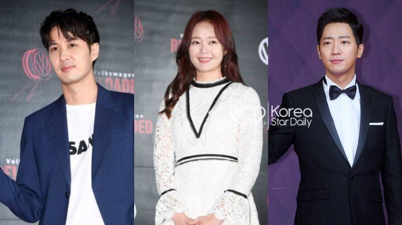 tvN新剧《顶级明星柳白》出演阵容:金知硕、全昭旻、李相烨确定合作!