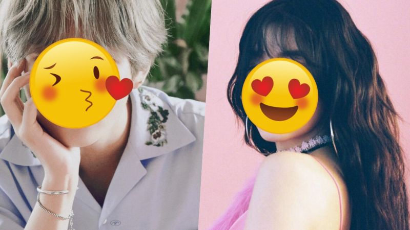 韓國100位愛豆親自票選最帥&最美男女愛豆! 你能猜到分別是誰嗎?