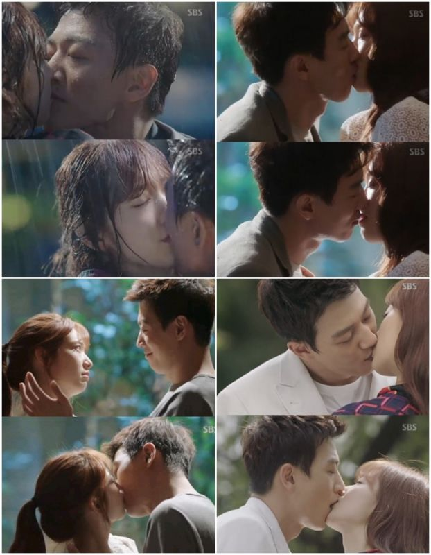 《Doctors》金来沅♥朴信惠:那些甜炸了的Kiss