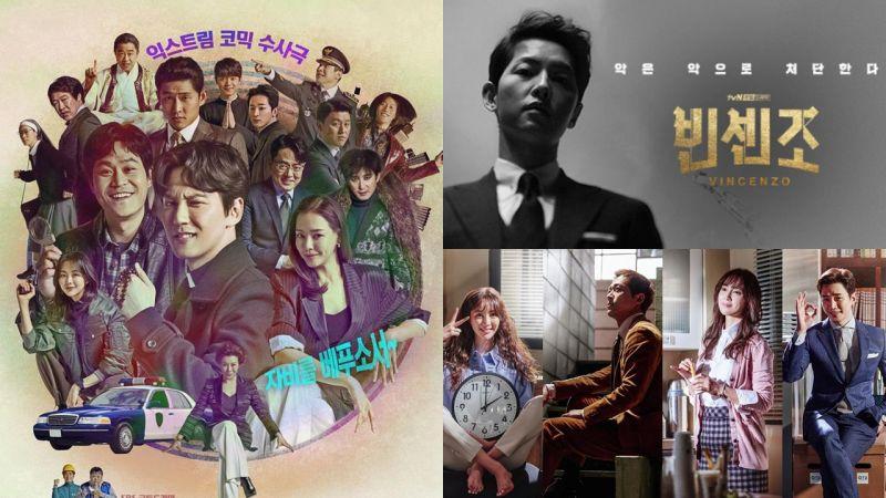 用三部韩剧打响知名度的编剧-朴才范《金科长》《热血司祭》《黑道律师文森佐》