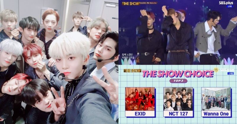 Wanna One 蟬聯《The Show》雙週冠軍 確定出席首屆《2018 KPMA》!