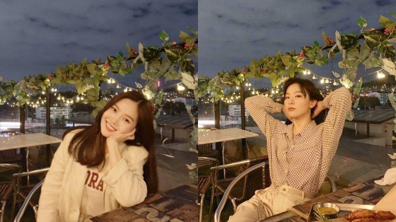 Red Velvet Seulgi和OH MY GIRL效定怎么变亲近的?看完这篇整理就知道啦~