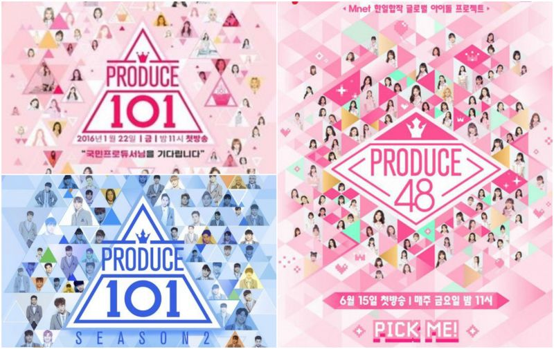 《Produce 48》播至第五集熱度回落  收視遜前兩季