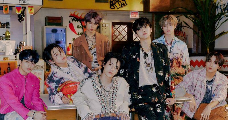NCT Dream 首度征服《人气歌谣》 一转眼已成音乐节目四冠王!
