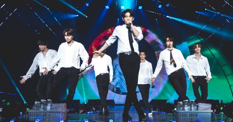 GOT7 兼顧兼顧海內外活動 7 月發行全新日專並展開巡演!