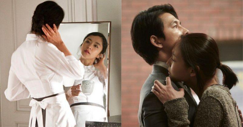 每部尺度都很大~因演出不伦恋作品而获得高人气的女演员,孙艺真更是因此封后!