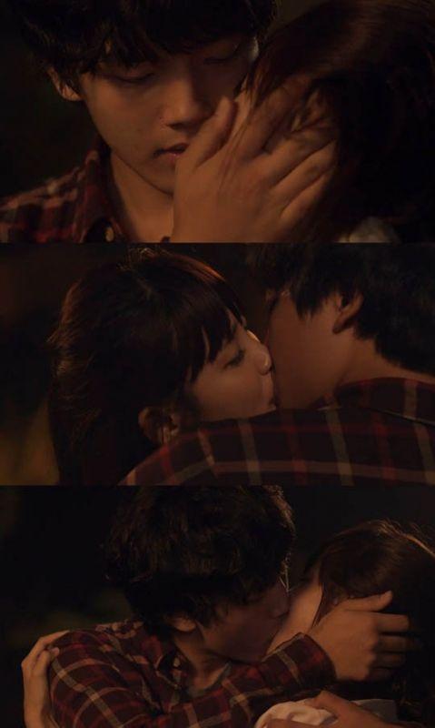 《土豆星球2013QR3》呂珍九吻戲引觀眾不適 劇組稱劇情需要