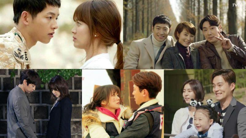 2016上半年播出的韓劇中,你最喜歡的是哪一部呢?