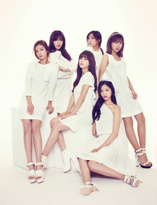 A pink新曲《Mr.Chu》橫掃音樂榜單