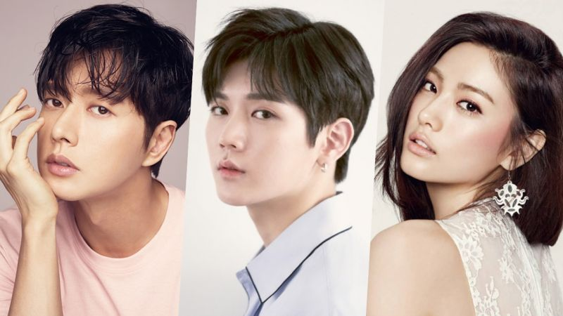 NU'EST REN確定加盟朴海鎮新劇《四子》!飾女主角NANA弟弟