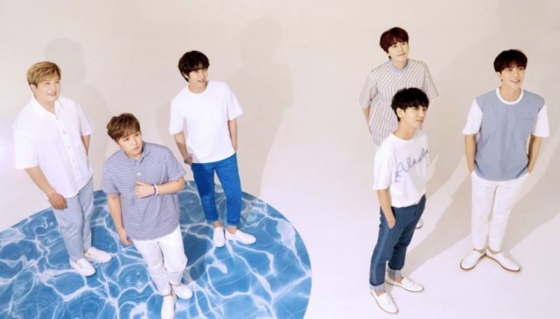 Super Junior厲旭服役期間也有廣告分紅?知道真相的銀赫震驚了XD