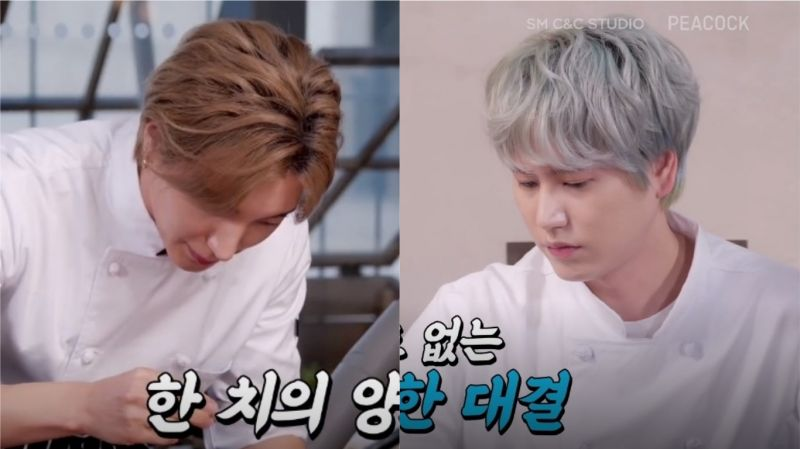 【有片】《SJ returns》推番外节目《特圭returns》!利特、圭贤抢当「料理王」 明晚(11日)首播
