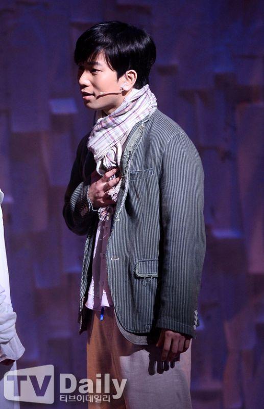 MBLAQ G.O憑音樂劇《西便制》斬獲新人獎