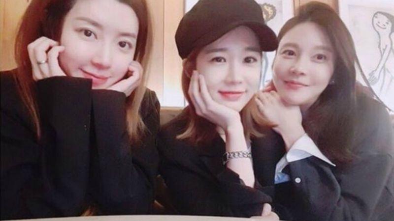 《我的黑色小礼服》三缺一:刘仁娜、车艺莲、朴韩星重聚