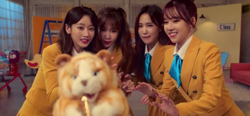 女團 Crayon Pop《Doo Doom Chit》MV公開 青春洋溢乍現