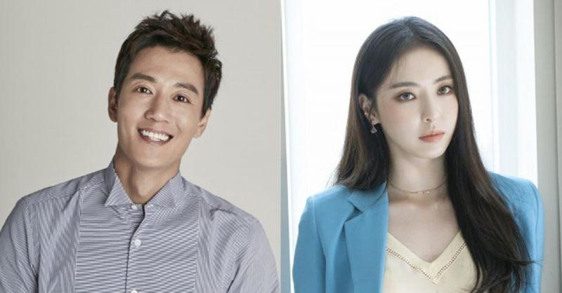 全新「长腿CP」组合!金来沅&李多熙确定合作tvN科幻新剧《LUCA》已开拍!