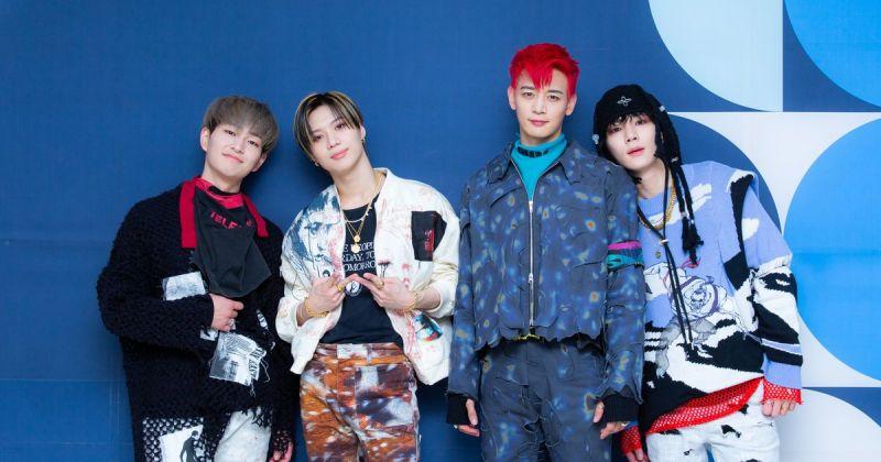 SHINee 最新專輯〈Don't Call Me〉發行滿一週 獲各大排行榜單週冠軍!