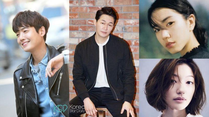 tvN新剧《当恶魔呼喊你的名字时》主演阵容确定是「火星CP」郑敬淏&朴诚雄啦~!