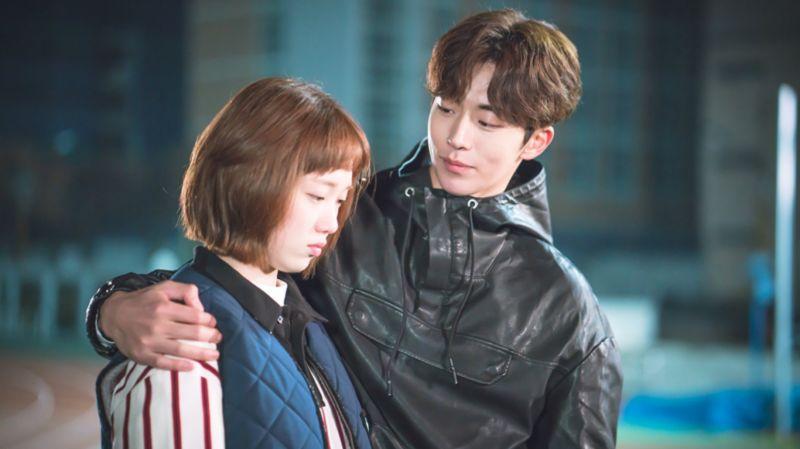 《举重妖精金福珠》第7集剧照公开!俊亨&福珠「LOVE LINE」将展开?