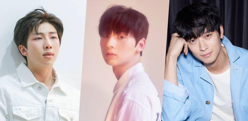 「想拥有他的语言能力! 」黄旼炫凭流利日语当选第一,防弹RM&姜栋元随后