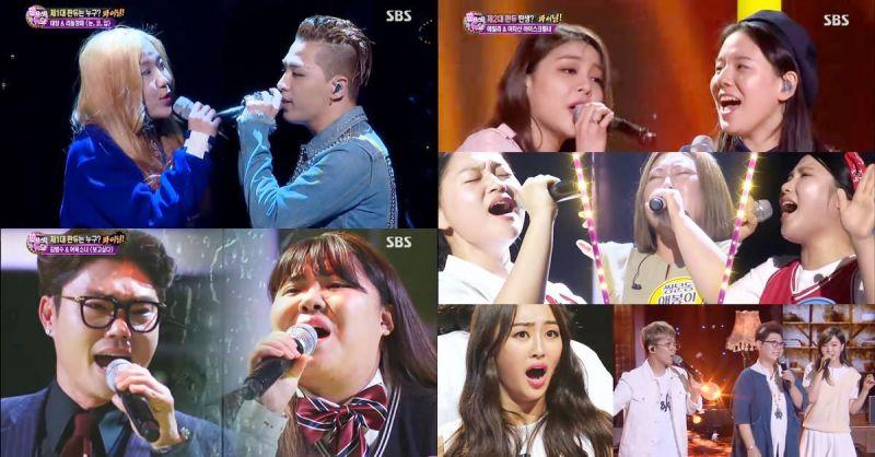 《Fantastic Duo》的經典合唱大回顧 莫名感動的想哭啊~!