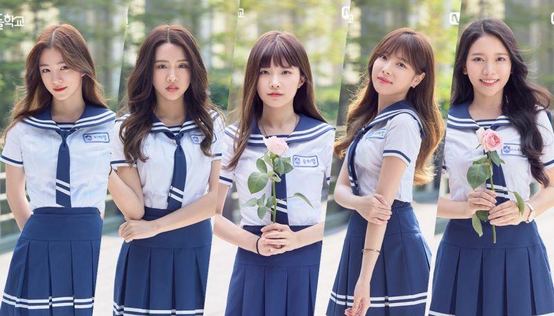 《偶像学校》韩网讨论度较高的成员,果然是这几位! 然而没想到负面新闻也挡不住她的人气!