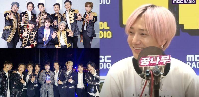 SJ艺声上《Idol Radio》宣传新专辑!并表示:「下次应该是团体一起出演 但怕会『精神出走』」