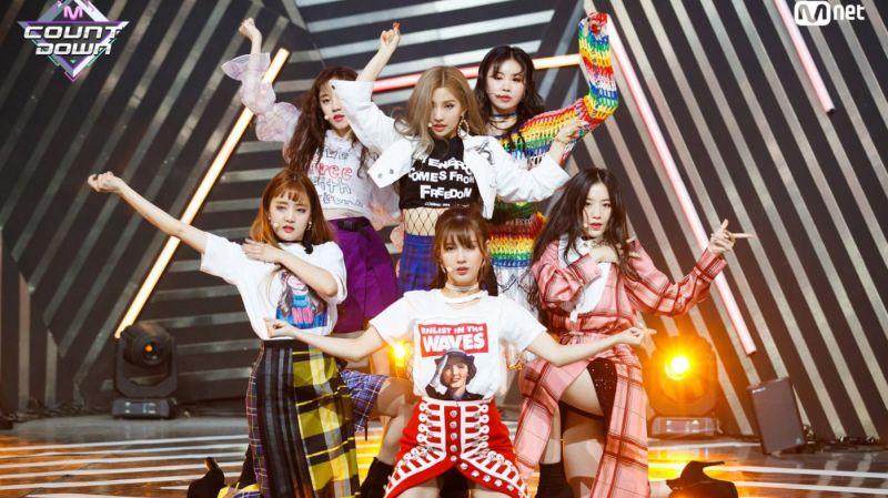 (G)I-DLE 成功邁出第一步!自創出道曲〈LATATA〉奪 11 國 iTunes 冠軍
