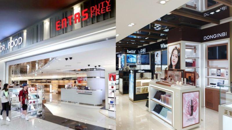 【旅游资讯】一下飞机就可以血拼!韩国仁川国际机场入境大厅免税店,今日开始正式营业!