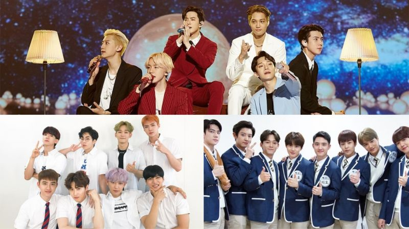 EXO三度出演《认识的哥哥》!明日(28日)录制、下月(12月)7日播出