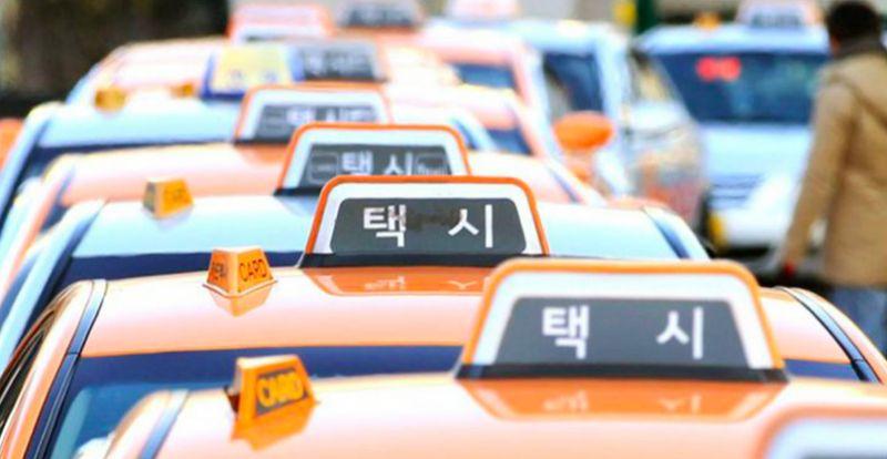 哭瞎!首爾計程車起步價暴漲1000塊!打車更貴了T^T