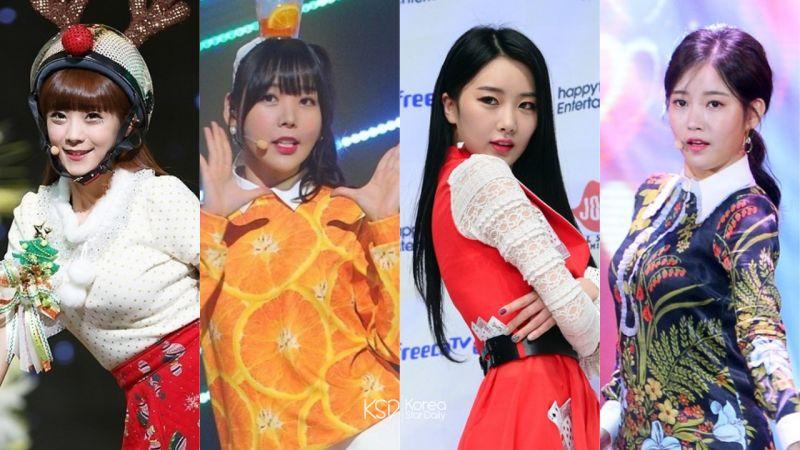 女團出身的她們再次挑戰舞台!《Miss Back》出演陣容:T-ara、After School、Dal★Shabet等團的成員都來了
