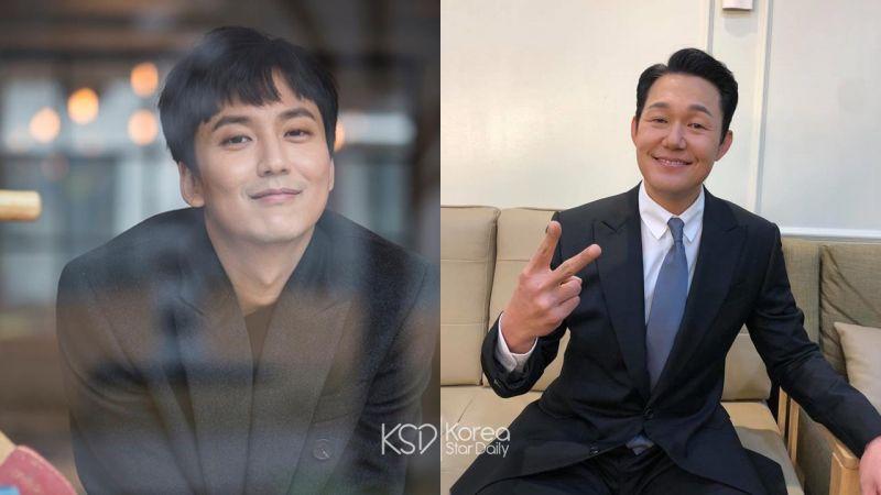 演员综艺又来啦!金南佶&朴诚雄「两大熟男」挑战 tvN 海上热血综艺~