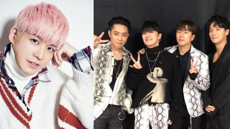 姜成勳離開水晶男孩,與YG解除專屬合約!通過官咖表示:「辜負了大家的期待,感到非常抱歉」