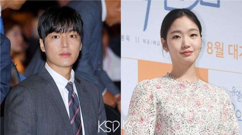 李敏镐、金高银主演新剧《The King》将於SBS播出!近期已投入拍摄 预计明年(2020年)上半年首播