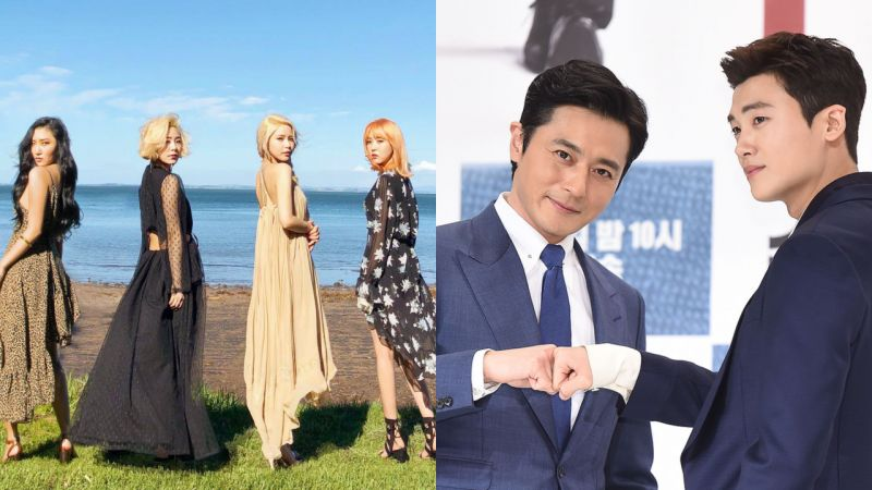 好劇就要配好聲音 MAMAMOO 為《金裝律師》唱的 OST 超好聽!